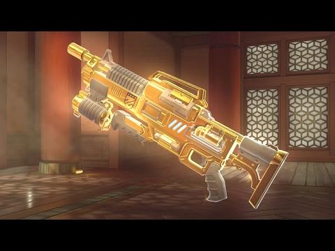 Overwatch - Bazza's Golden Journey