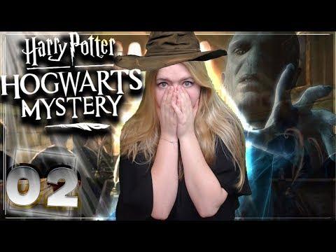 MON FRÈRE ÉTAIT AVEC ??? ?#02 [Harry potter Hogwarts Mystery MOBILE] FR