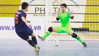 HIGHLIGHTS | AFF FUTSAL CHAMPIONSHIP 2019 | FINAL | THAILAND - INDONESIA