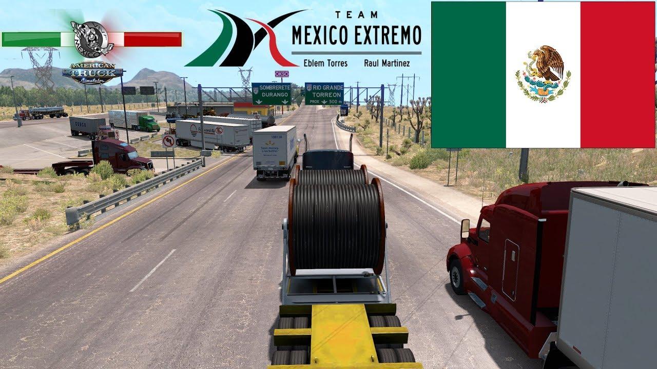 Descargar e Instalar Mapa de México para Amer…