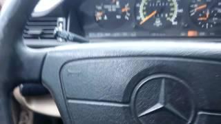 bagged mercedes 300e with 2 sundown sa12 s on rockford 2 r500 x1d amps