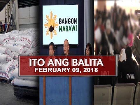 UNTV: Ito Ang Balita (February 09, 2018)