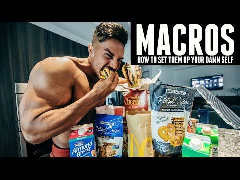 Ultimate Diet Hack: The Easiest Way To Calculate Your Own Macros