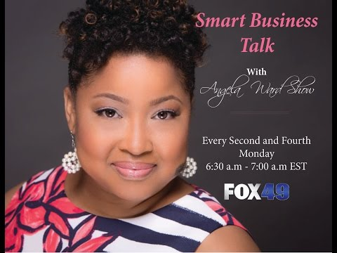 Angela Ward of Smart Business Talk interviews Georgia Secretary Brian Kemp and Speaker David Ralston