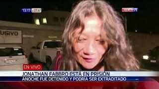 Fabbro es detenido en México y Larissa le expresa su total apoyo en redes