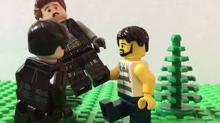 Мстители: История Логана концепт-трейлер (Проект закрыт)