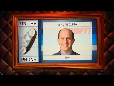 ESPN NBA Analyst Jeff Van Gundy Talks NBA Playoffs & More - 5/15/17