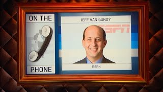 ESPN NBA Analyst Jeff Van Gundy Talks NBA Playoffs & More - 5/15/17