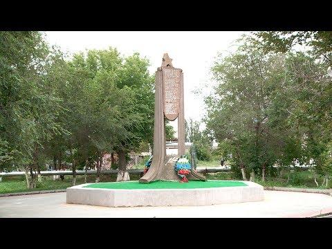 «Народная карта памяти»: поселок Котлубань Городищенского района