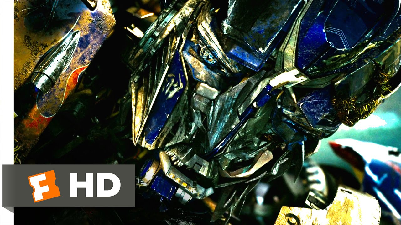 Transformers: Revenge of the Fallen (2009) - The Death of Optimus Prime Scene (6/10) | Movieclips