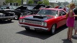 Classic cars and trucks in OC