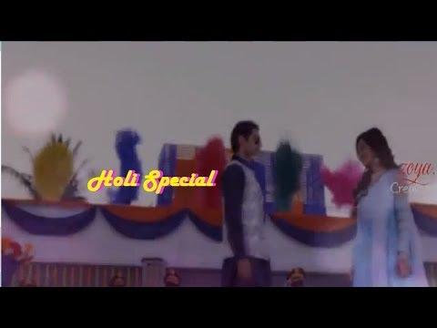 ♥Zain And Aaliya  | #HoliSpecial | HD♥