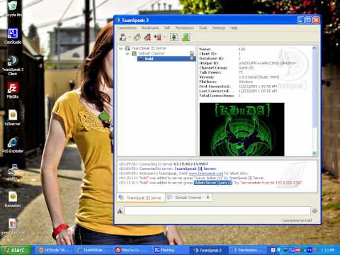 How To Install Teamspeak 3 Linux Server with working avatars and file transfers.