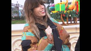 [POP TALK] Lou Doillon à Disneyland Paris