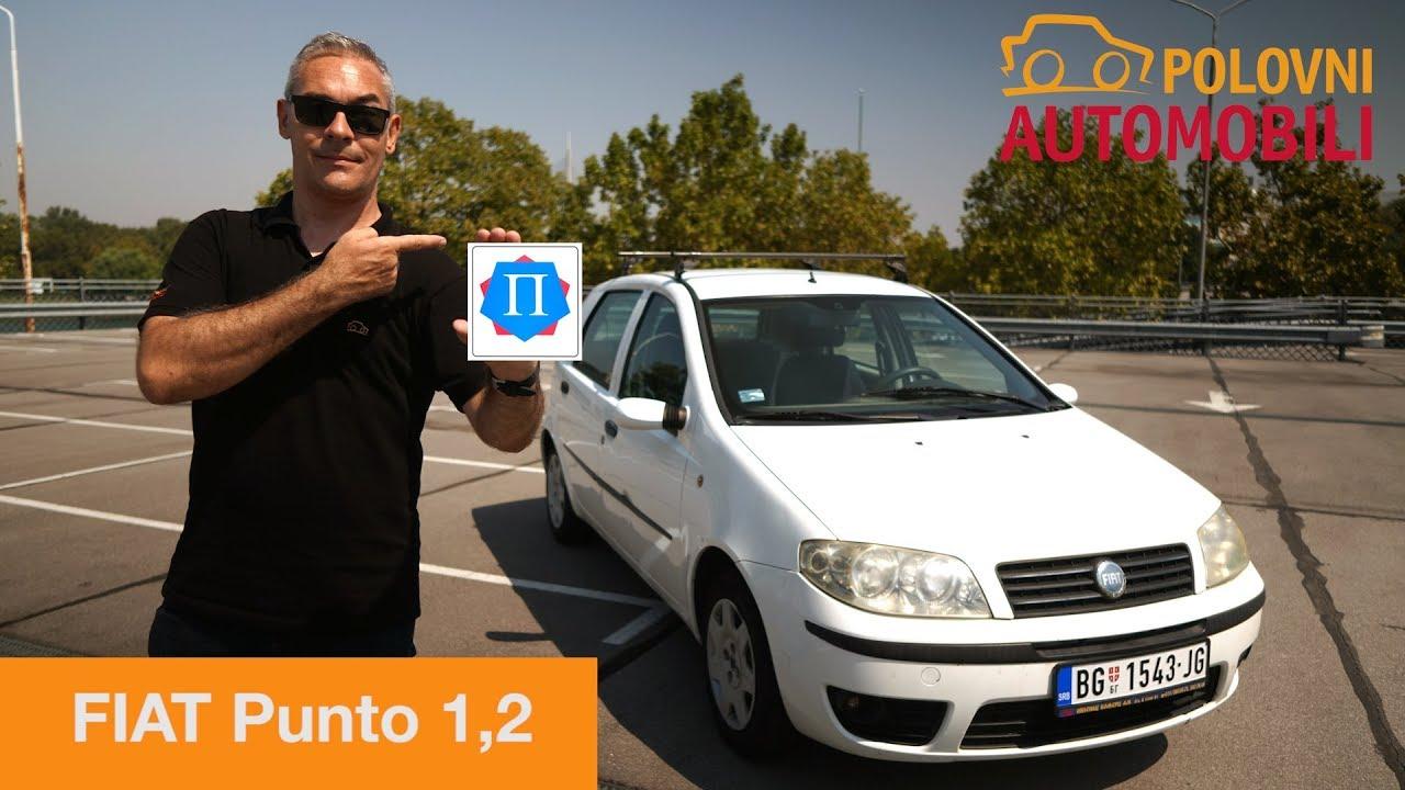 Fiat Punto Najbolji Auto Za Početnike Autotest Polovni Automobili