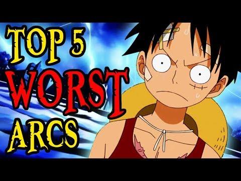 Top 5 WORST Arcs