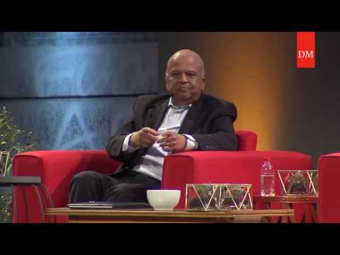 The Gathering: Pravin Gordhan Q&A