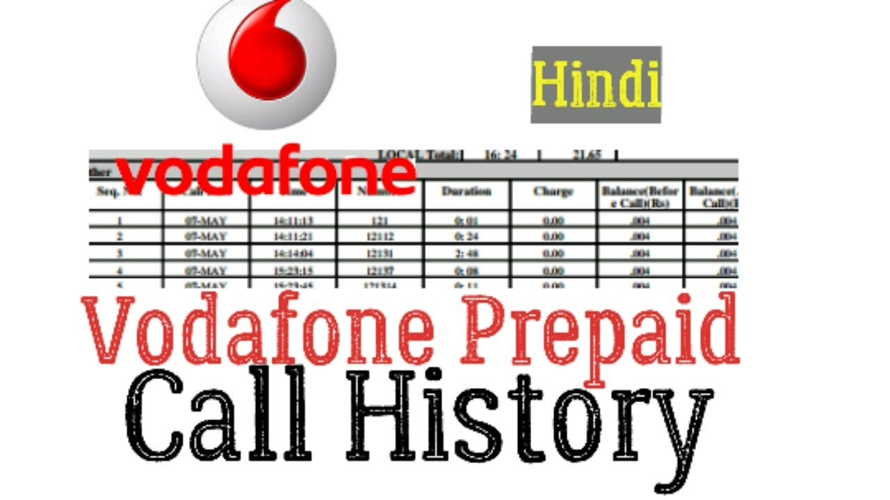 The History of Vodafone
