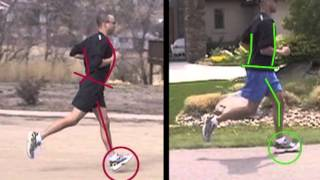 Hip Flexor Pain: Runners Heal this by Improved Running Video