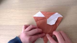Faire Un Masque De Pirate En Origami - Pliage En Papier