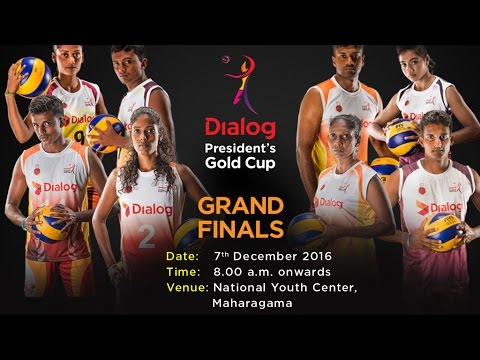 Dialog President's Gold Cup 2016 – Finals