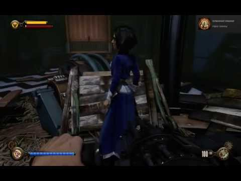 Let's Play Bioshock Infinite (BLIND): Episode 22 - You're no