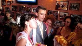 Свадьба Ани и Юры, каравай (9)