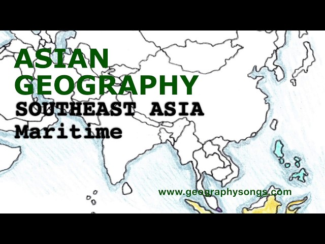 Asia Geography Song, Maritime Southeast Asia