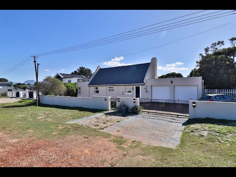 3 Bed House For Sale In Western Cape   Overberg   Hermanus   Fisherhaven   50 Broadway   