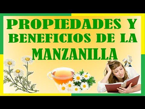La manzanilla o camomila propiedades y beneficios doovi for Manzanilla planta medicinal para que sirve