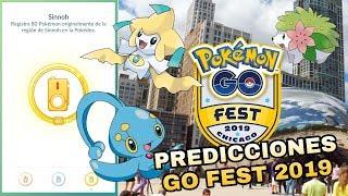 ¡PREDICCIONES POKEMON GO FEST 2019! ¡NUEVOS CAMBIOS EN POKEMON GO! - TEORÍA CH3VI TV