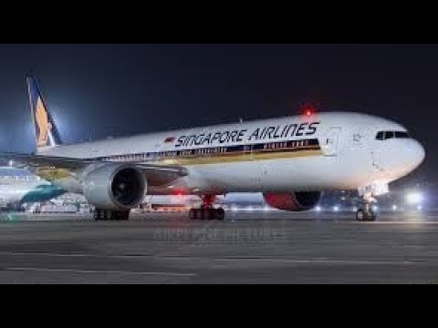 Singapore Airlines Business Class – Copenhagen to Singapore (SQ 351) – Boeing 777-300ER