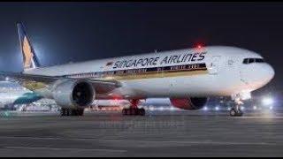 Singapore Airlines Business Class – Copenhagen to Singapore (SQ 351) – Boeing 777-300ER