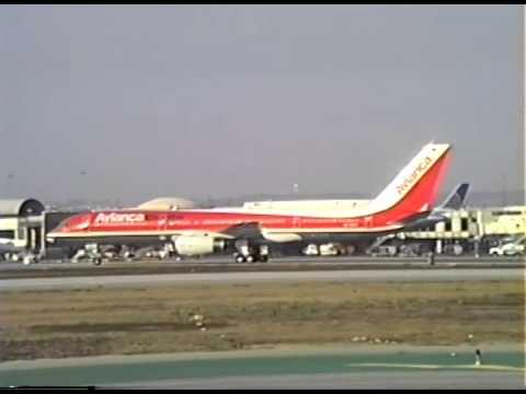 LAX 22 October 1993