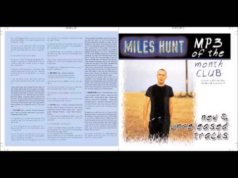 Miles Hunt - This Bitter Life (MP3 of the Month Club)