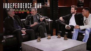 Independence Day: Resurgence | A Candid Conversation: Movie Trivia Pop Quiz | 20th Century FOX