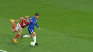 Eden Hazard vs Nottingham Forest (Home) 20/09/2017 HD 1080i