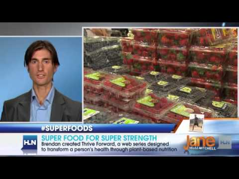 Super food for super strength