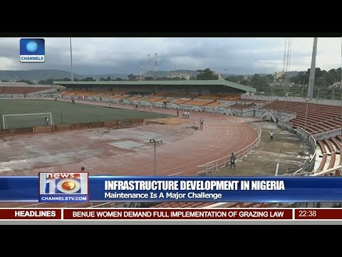 Sports Infrastructure Development in Nigeria Pt 3 | News@10 |
