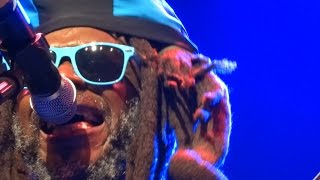 Steel Pulse - Handsworth Revolution - live in France 2015
