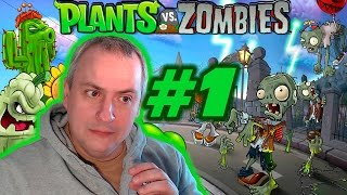 Растения против ЗОМБИ 2 на русском / Plants vs  Zombies 2 / Канал Айка TV