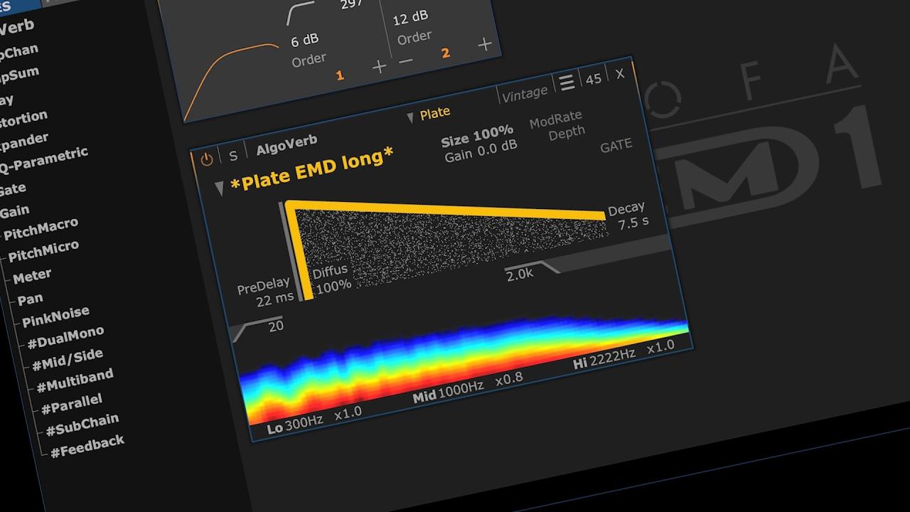 Best free plug-ins this week: PhatNoise Delay, HOFA SYSTEM basic