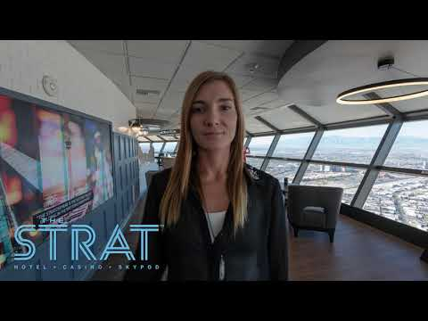 SkyPod Experience & Thrill Rides - Video