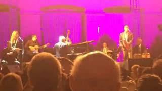 Pink Martini live @ Thessaloniki 2016 - Donde Estas, Yolanda - solo trombone