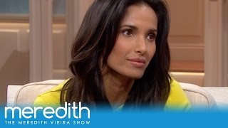 Padma Lakshmi On Her Struggle With Endometriosis | The Meredith Vieira Show