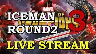 Iceman Arena Round 2 - Part 3 Donate ▻ https://youtube.streamlabs.c...