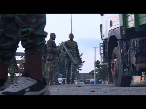 Gunfire heard in Ivory Coast cities in grip of mutiny