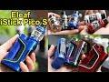 Unboxing Eleaf iStick Pico S Kit | Wild Design Vape Kit | 100w | Single 21700 | ElegoMall.com