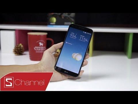 Schannel - Đánh giá LG G Flex: Dễ cầm, máy mượt, chống xước không hữu dụng - CellphoneS