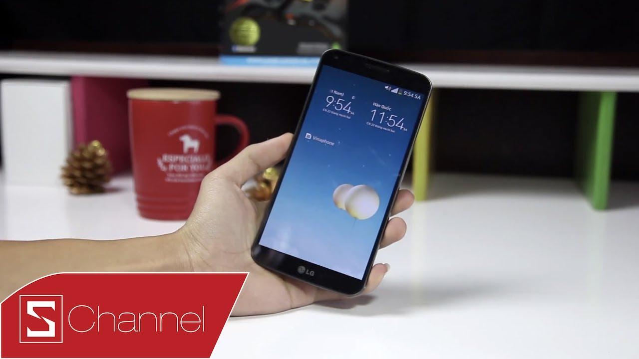 Schannel – Đánh giá LG G Flex: Dễ cầm, máy mượt, chống xước không hữu dụng – CellphoneS